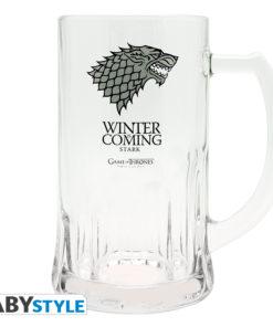 game of thrones beer mug