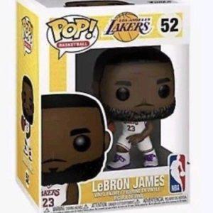 Funko POP! Basketball  NBA Los Angeles Lakers – LeBron James 04b130335